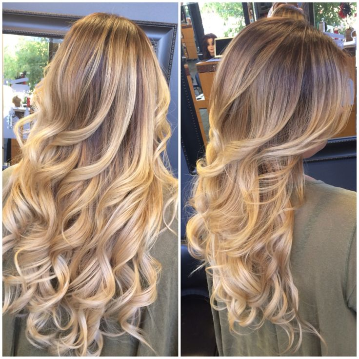 Guy Tang inspired balayage blend
