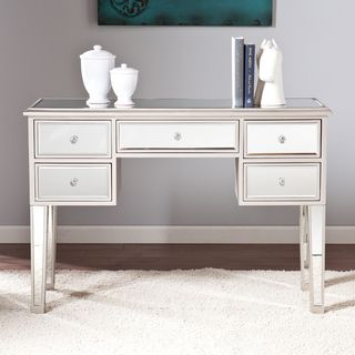 Best 25 sofa end tables ideas on pinterest sofa side table sofa table with storage and - Mirrored console table overstock ...