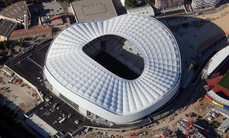 维洛德隆球场(Stade Vélodrome)