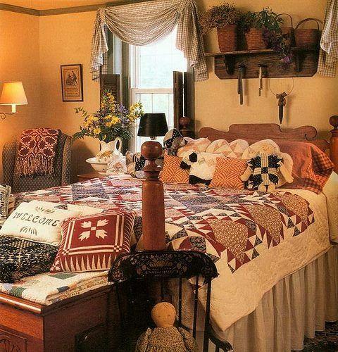 homemade quilt bedroom ideas pinterest