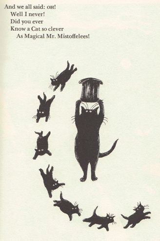 from Ol' Possums Book of Practical Cats