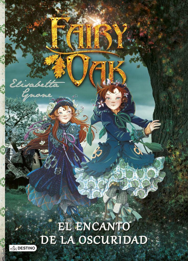 El encanto de la oscuridad (Fairy Oak 2) de Elisabetta Gnone - Editorial: Destino - Signatura: J GNO enc - Código de barras: 3286078 - http://www.planetadelibros.com/fairy-oak-el-encanto-de-la-oscuridad-libro-117420.html