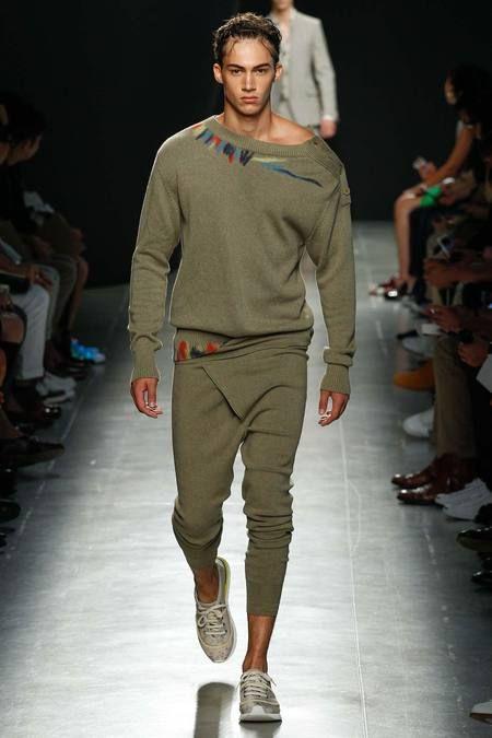 Bottega Veneta Spring/Summer Men's Collection 2015