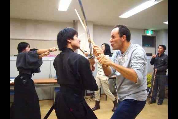 40% OFF Learn Real Samurai Sword Fight from a Modern Samurai