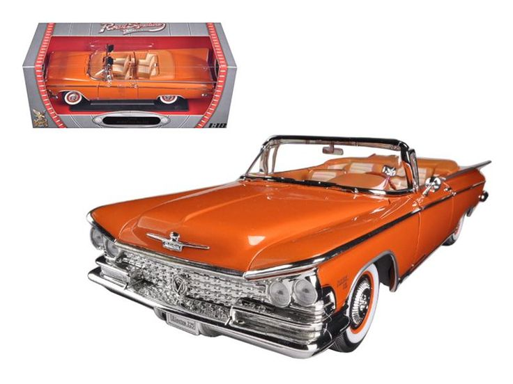 1959 Buick Electra 225 Copper 1:18 Diecast Model Car by Road Signature