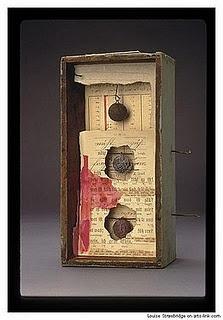 Philadelphia artist Louise Strawbridge. To see more of her work go to Arts-Link.