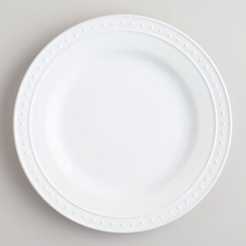 Nantucket Dinner Plates, Set of 4 love these plates!  From World Market, which has great stuff for coastal style.