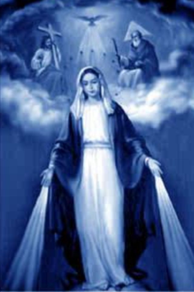 """August 5. Feast of St Mary Major.  Today is the feast of Our Lady's birthday, as She revealed in Medjugorje that August 5 was Her birthday. """"HAPPY BIRTHDAY BLESSED MOTHER"""""""