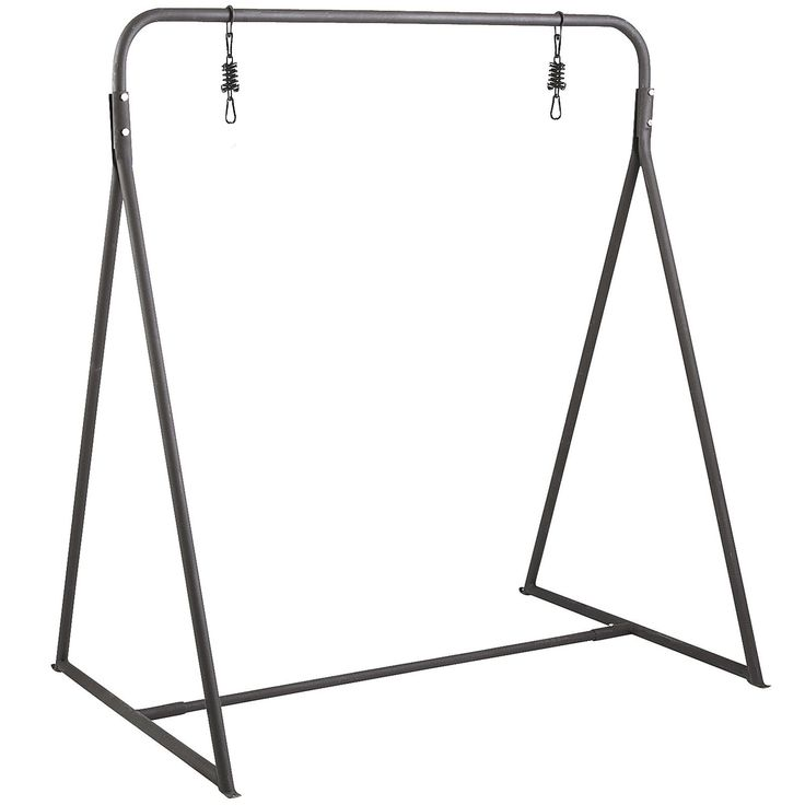 Swingasan® Double Mocha Stand | Swingasan, Outdoor papasan ...