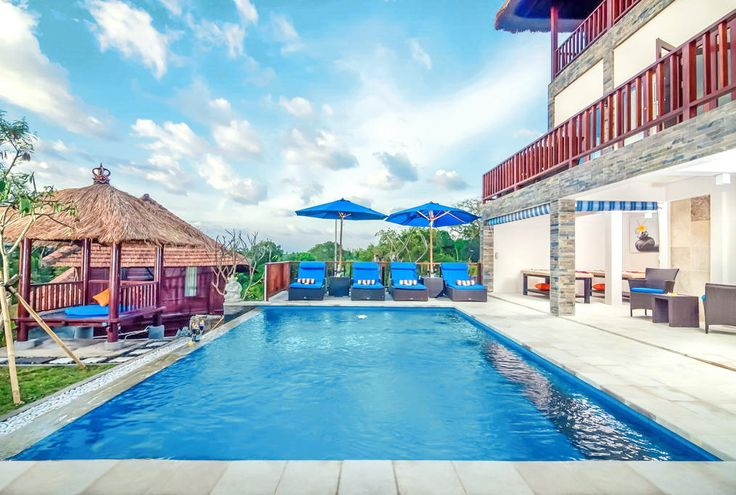 Villa Keluarga | 4 bedrooms | Nusa Lembongan, Bali #swimmingpool #villa #bali #nusalembongan #ocean #view #exterior