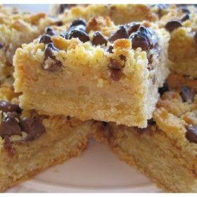Tan Slice (Caramel Crumb Bars)