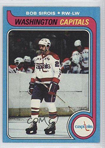 Bob Sirois (Hockey Card) 1979-80 Topps #29 Topps