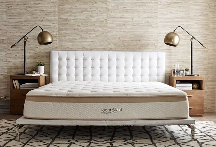 Help me win an awesome Loom & Leaf luxury memory foam mattress from @goodbed!https://wn.nr/FDBGG3