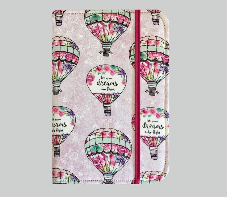 Kindle Cover Hardcover, Kindle Case, eReader, Kobo, Kindle Voyage, Kindle Fire HD 6 7, Kindle Paperwhite, Nook GlowLight Balloon Dreams by CathyKDesigns on Etsy