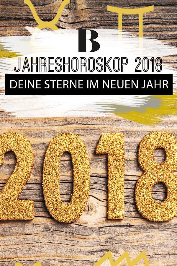 Wie stehen die Sterne für 2018? Alle Antworten im ausführlichen BRIGITTE-Jahreshoroskop von Star-Astrologin Roswitha Broszath.