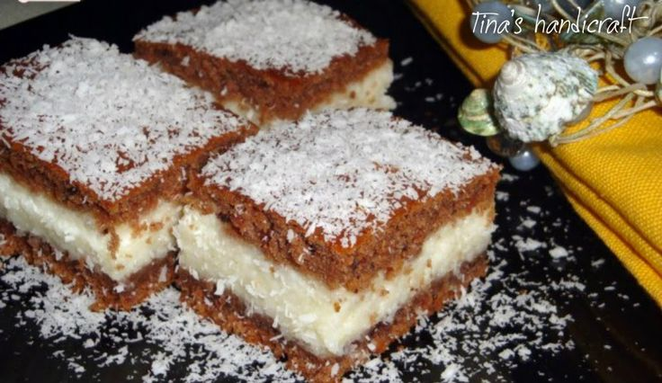 Tina's handicraft : sweet with coconut