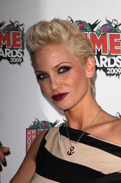 Sarah+Harding in Shockwaves NME Awards 2009 - Arrivals