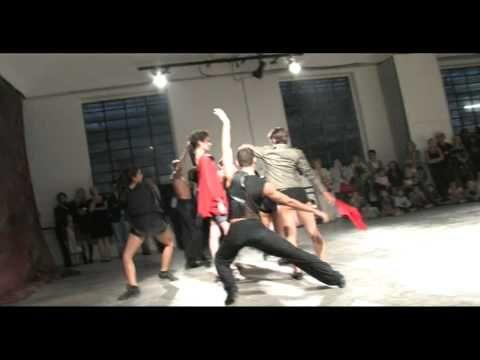 Federico Sangalli Fashion Show Spring summer 2011 - Part 2 www.federicosangalli.it