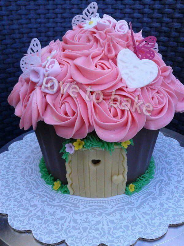 new home/birthday cake