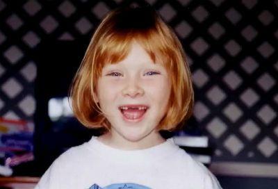 Молли Куинн в детстве