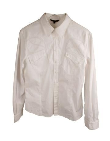 Camisa Blanca suicida