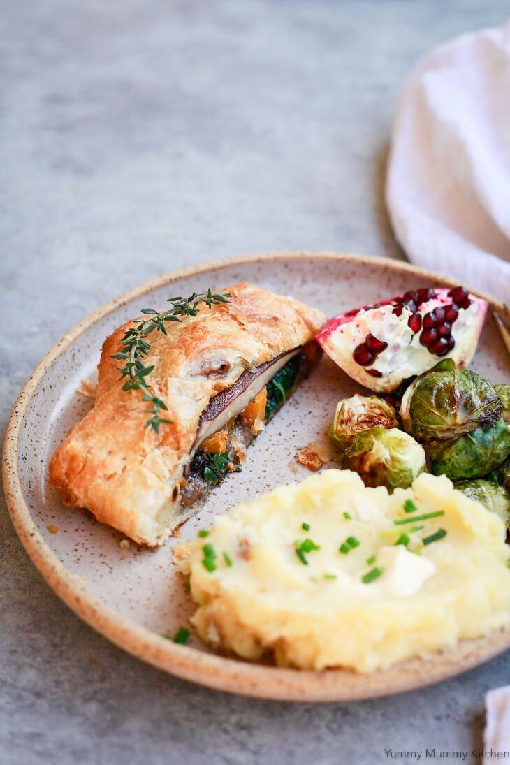 Vegetarian Wellington