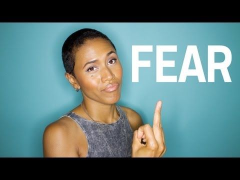 What is FEAR? And What Are You Afraid of? -Shameless Maya... love this chick she is awesome!