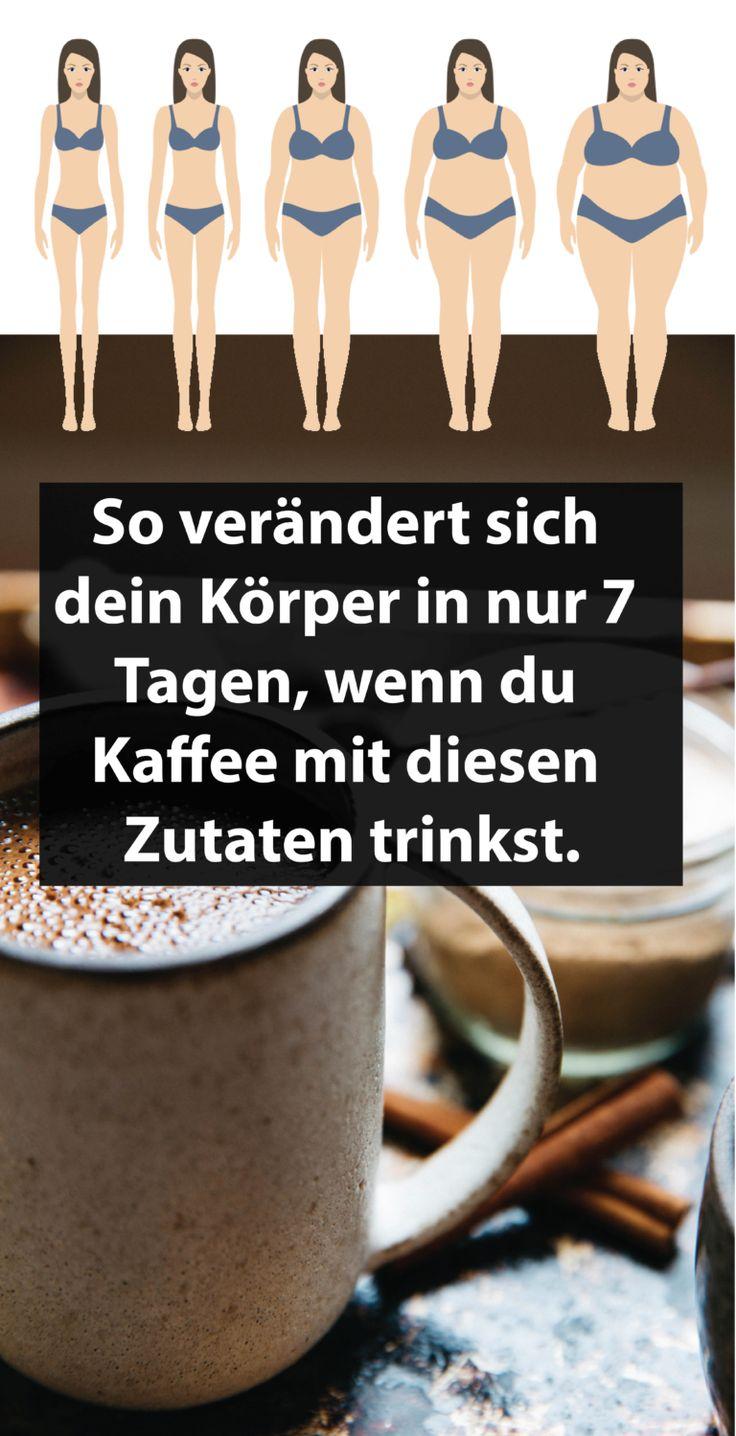 So verändert sich dein Körper in nur 7 Tagen, wenn du Kaffee mit diesen Zutaten trinkst.