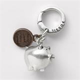 fossil charm... how is this possible?!? I used to want to collect piggy banks