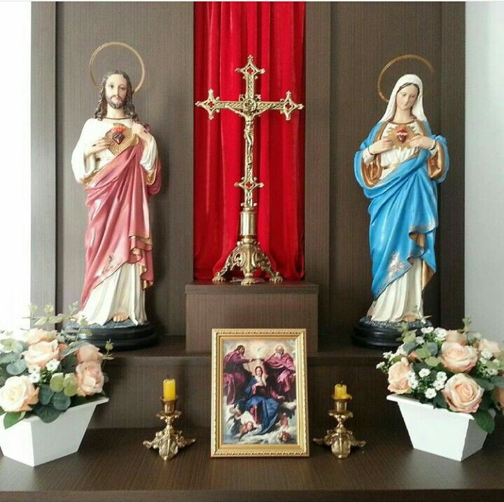 17 Best Images About Catholic Home Altars On Pinterest Home Decorators Catalog Best Ideas of Home Decor and Design [homedecoratorscatalog.us]