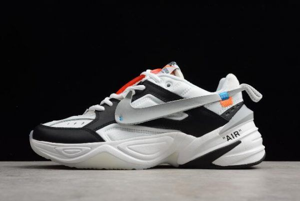 e732d7a7 Buy Off-White x NIKE M2K Tekno Black White Grey For Mens and Womens A03108