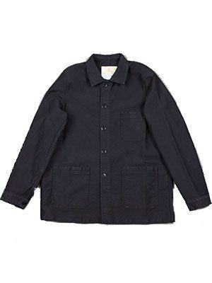 Le Mont Saint Michel Cotton Work Jacket, £205