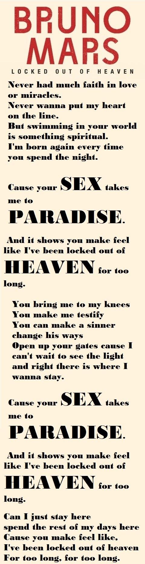 Letra Sexual Healing de Marvin Gaye -