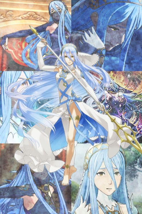 fire emblem fates azura - Google Search