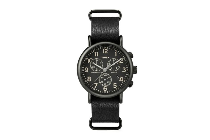 TIMEX for END. ウィークエンダークロノグラフ