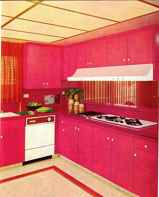 Kitchen Remodel Kissimmee: 29 Best Images About Pinky Kitchen Style On Pinterest
