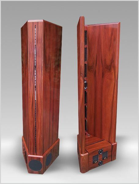 Affordable High End Ribbon Loudspeakers And Home Theater