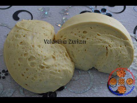 Шикарное дрожжевое тесто на кефире. Hefeteig mit Kefir - YouTube