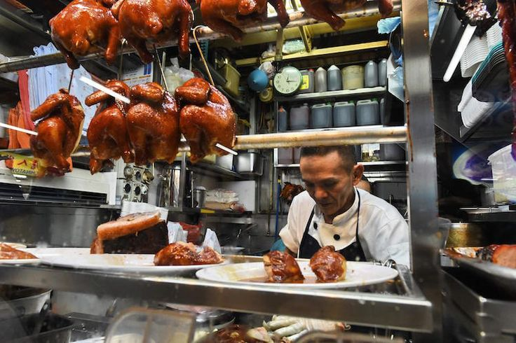 Street food καντίνα βραβεύεται με αστέρι Michelin