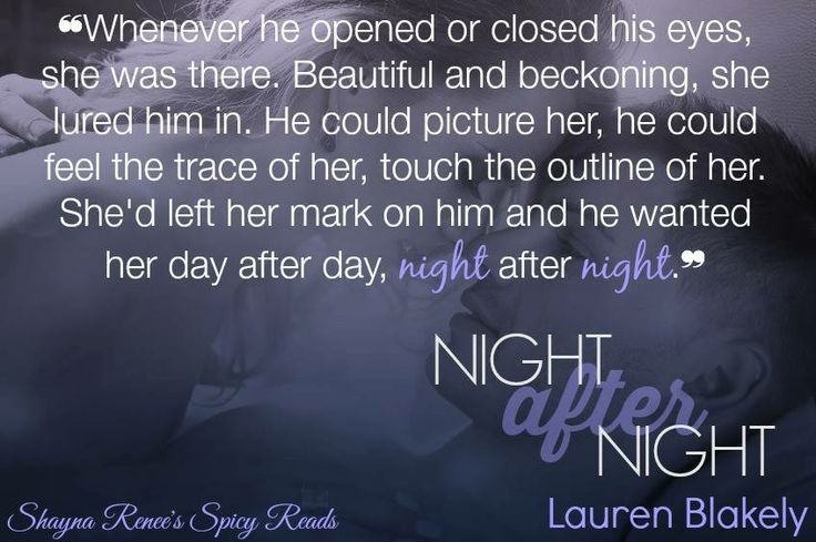 one more night after night lauren blakely