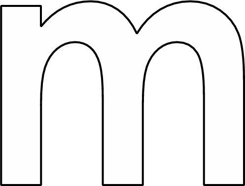 letter m kleurplaat - Google Search | werkblaadjes eerste ... Pictures Google