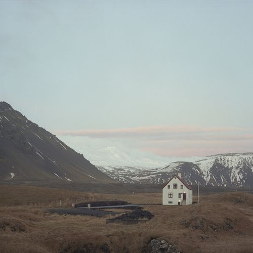 Iceland, By Tom Kondrat