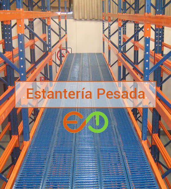 Estanterías, Góndolas y Muebles Metálicos Medellín