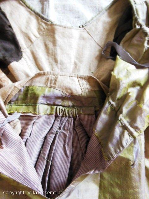 Villa Rosemaine | textiles et costumes anciens