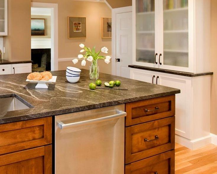 36 besten Küche Bilder auf Pinterest Küchen, Küchen ideen und - granit arbeitsplatten küche