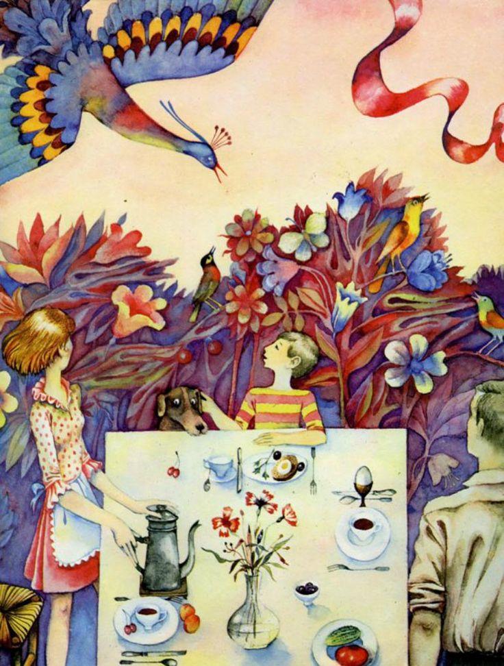 Картинки художники иллюстраторы детских книг