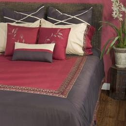 Crimson Bedding By Rizzy Home Bedding