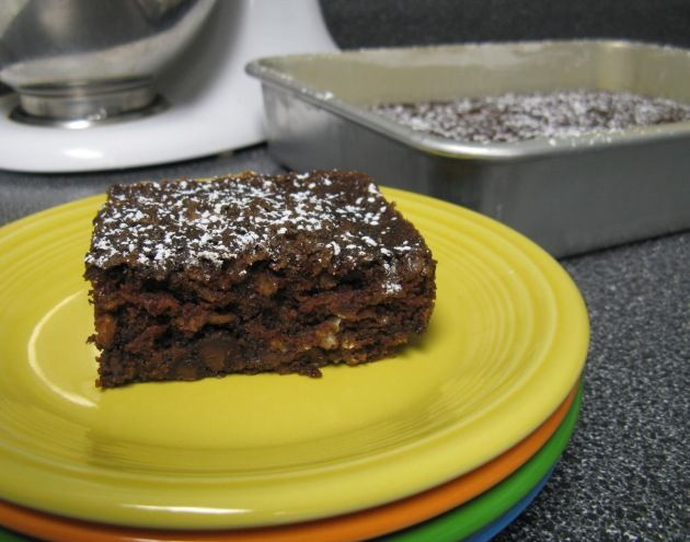 Chocolate oatmeal cake (with some wild rice for nuttiness). Recipe from Michelle Gayer of Salty Tart  #baking #cake #stribtasteWild Rice, Chocolates Oatmeal, Baking Cakes, Tarts Baking, Salty Tarts Styl, Oatmeal Cake, Cake Stribtast, Cake Mad, Michelle Gayer