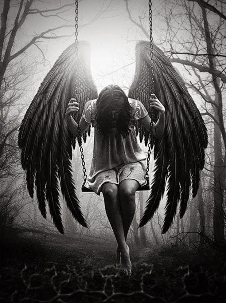 Oscuras y Negras Almas: Ángeles Caídos 88