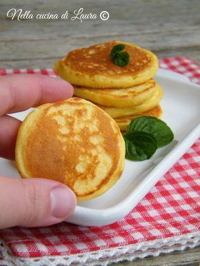 Blinis ricetta base - nella cucina di laura